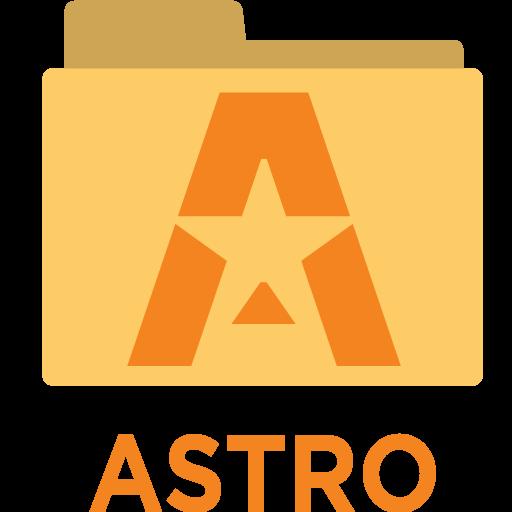 Astro-icon